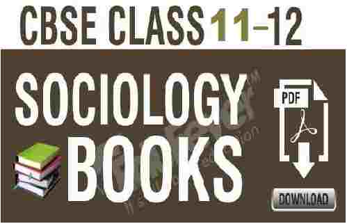 Download Sociology NCERT Book Class 11th & 12th in Hindi