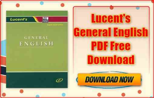 Lucent's General English PDF