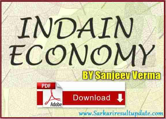 Latest Indian Economy PDF