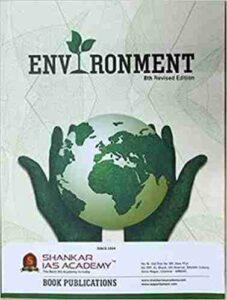 Shankar Ias Environment 8th Revised Edition Book 2021 English Medium Paperback – 1 January 2021